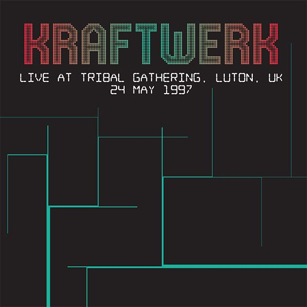 Live at Tribal Gathering, Luton, UK, 24 May 1997 (LP)