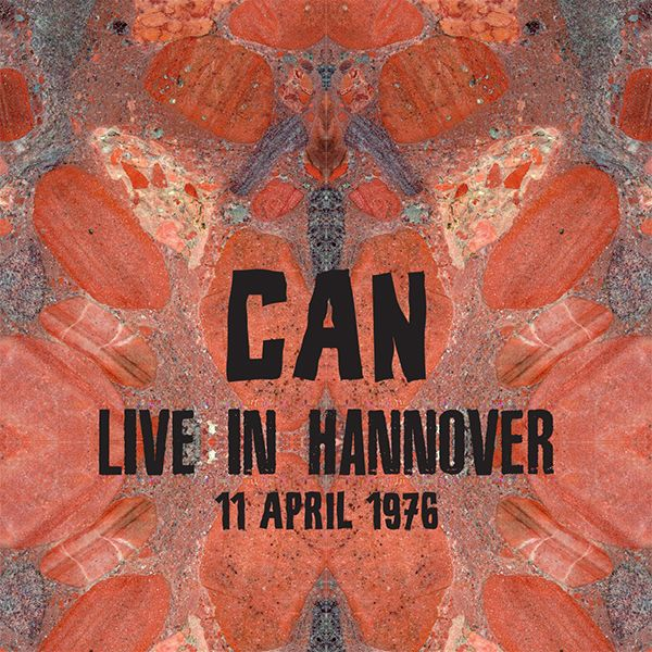 can - Live In Hannover, 11 April 1976 (LP)