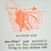 peter brötzmann - Machine gun