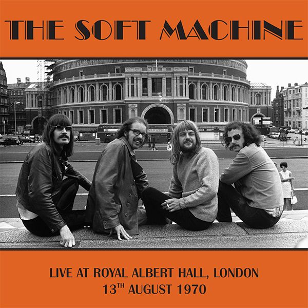 LIVE AT ROYAL ALBERT HALL, LONDON 13TH AUGUST 1970 (LP)