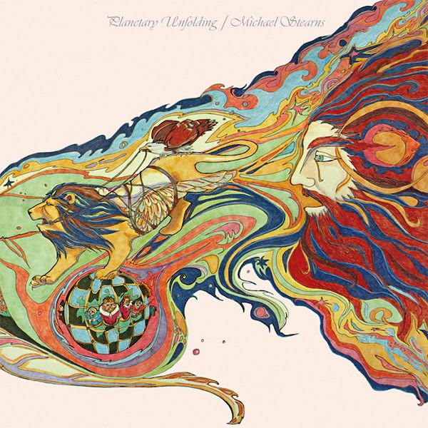 michael stearns - Planetary Unfolding (LP)