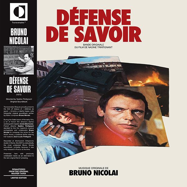 DéFENSE DE SAVOIR (LP)