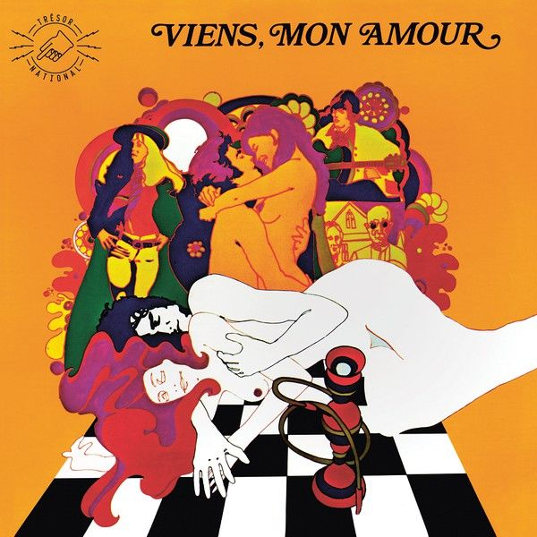 paul baillargeon - dean morgan - Viens, Mon Amour (LP)