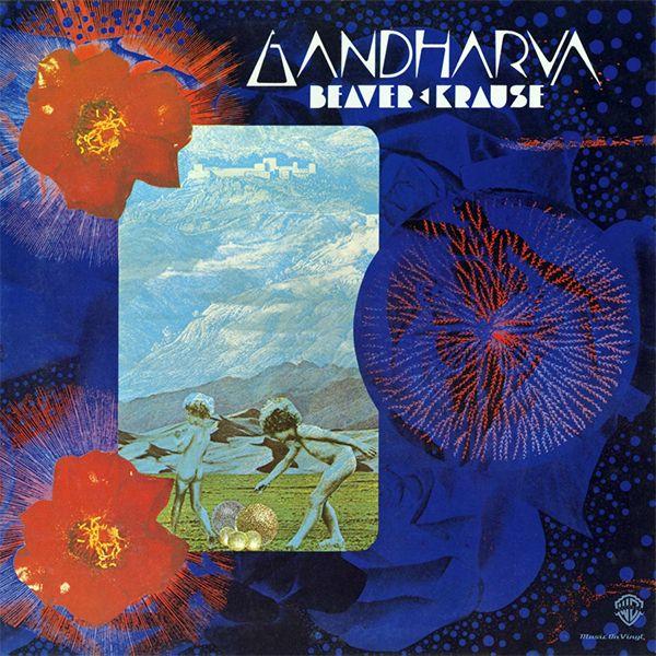 GANDHARVA (LP)