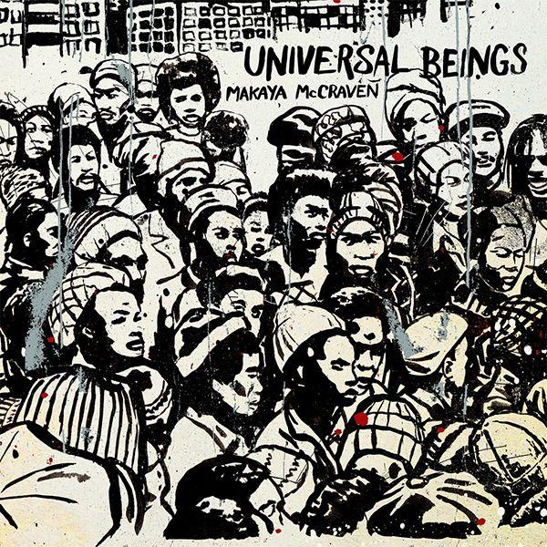 Universal Beings (2LP)