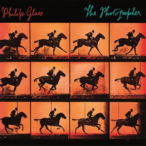 philip glass - The Photographer (LP)