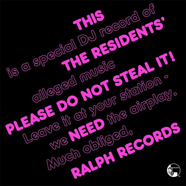 Please Do Not Steal It! (LP)