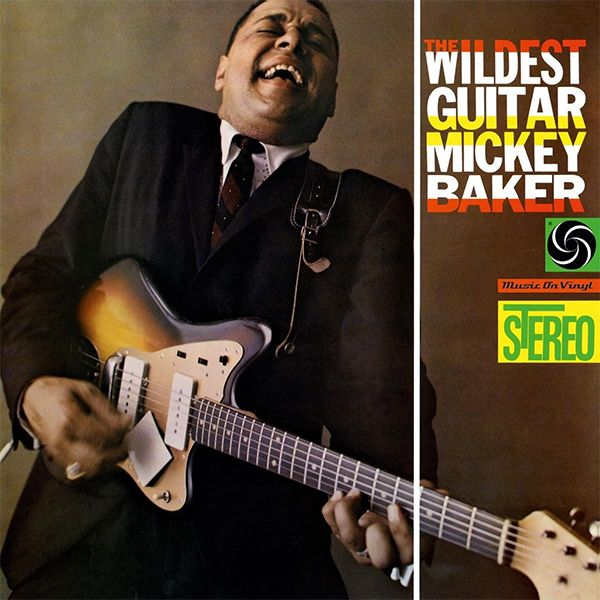 THE WILDEST GUITAR (LP)