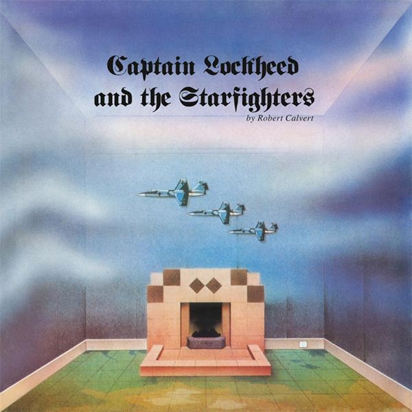 Captain Lockheed and the Starfighters (LP)