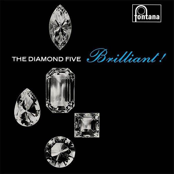the diamond five - Brilliant! (LP)