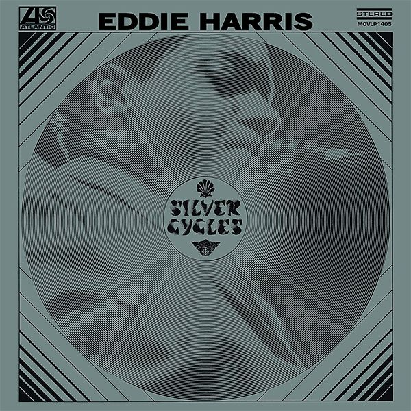 eddie harris - Silver Cycles (LP)