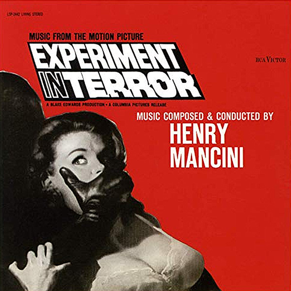 henry mancini - Experiment In Terror (LP)