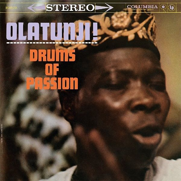 DRUMS OF PASSION (LP)