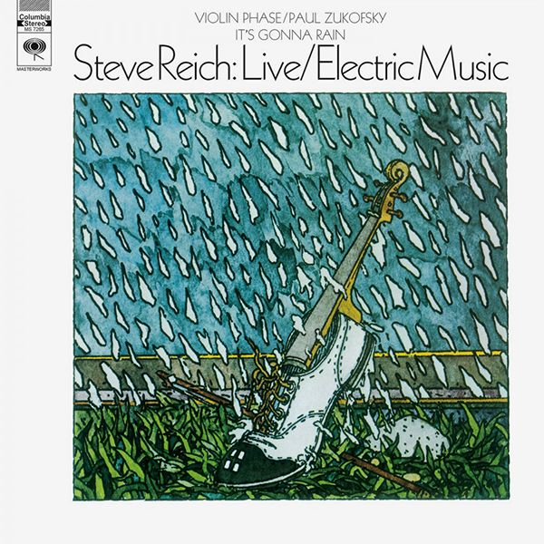 LIVE / ELECTRIC MUSIC (LP)