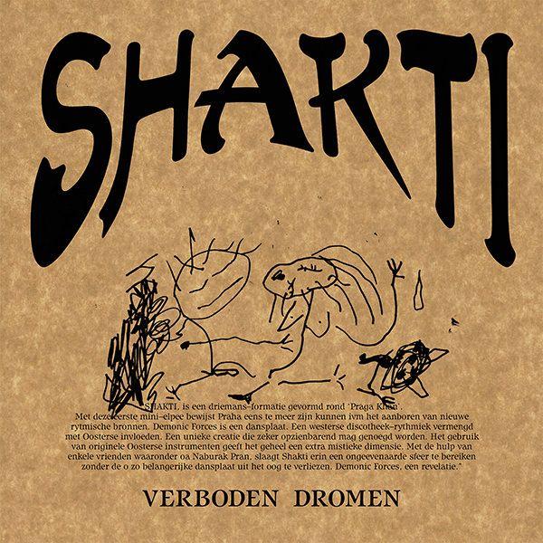 VERBODEN DROMEN (LP)