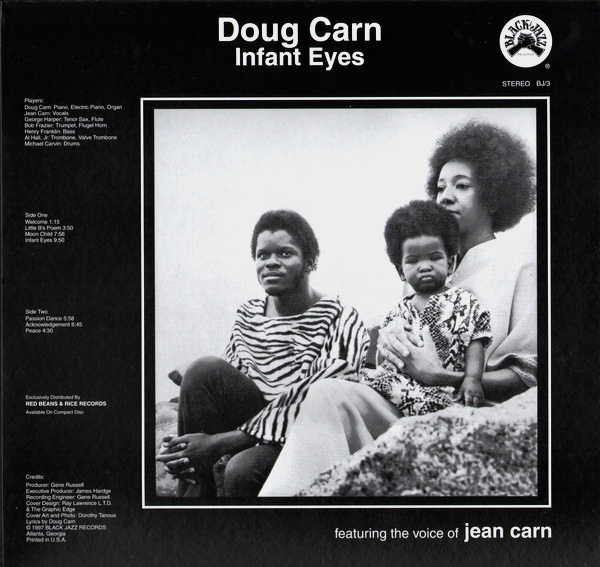 doug carn - Infant Eyes (LP)