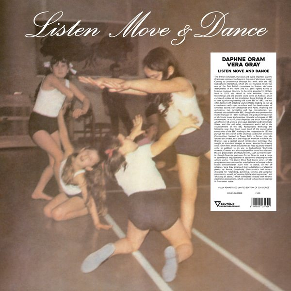 LISTEN MOVE & DANCE (LP)