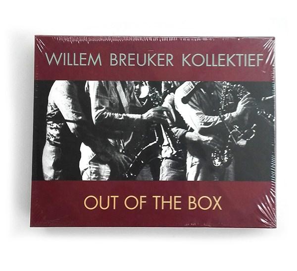 willem breuker kollektief - Out Of The Box (11CD Box)