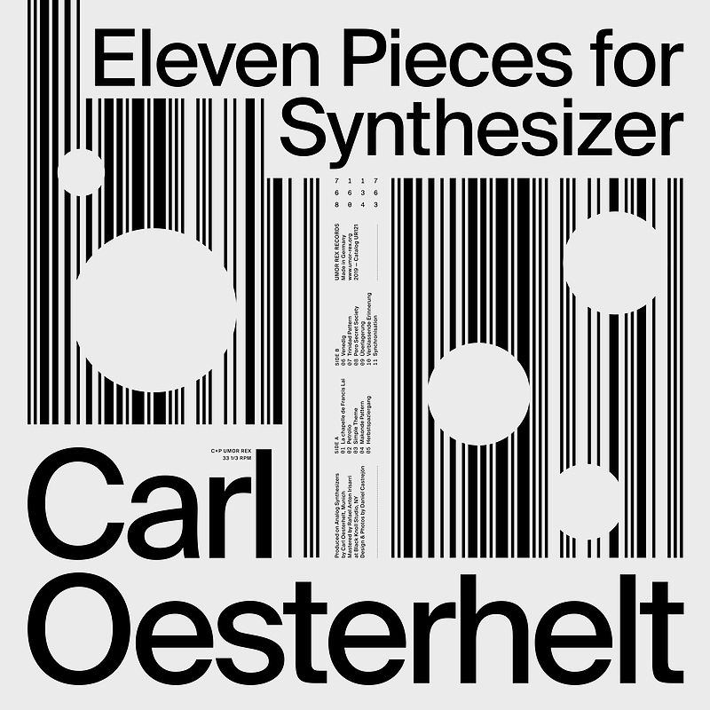 ELEVEN PIECES FOR SYNTHESIZER (LP)