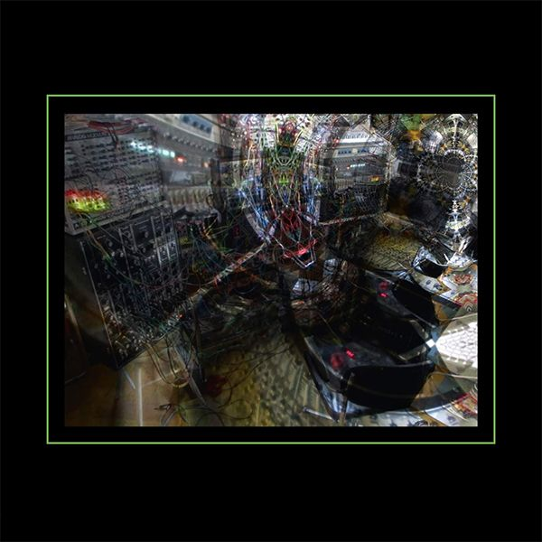 peter frohmader - Live Electronic Music (LP)