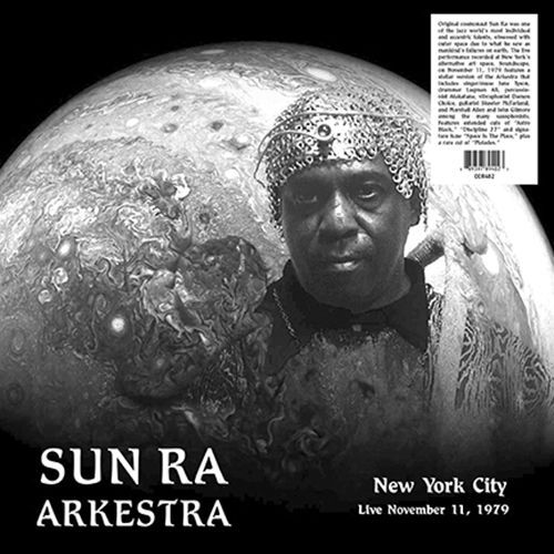 sun ra arkestra - New York City Live November 11, 1979 (LP)