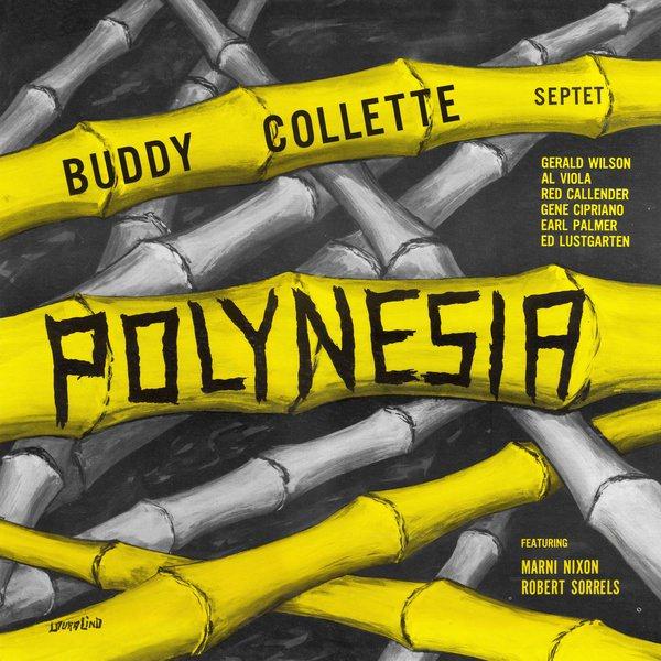 buddy collette - Polynesia (LP)