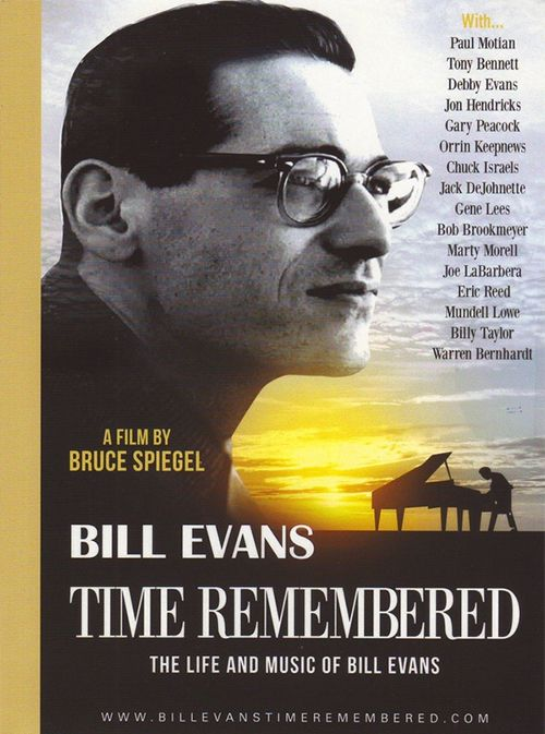 TIME REMEMBERED: THE LIFE AND MUSIC OF BILL EVANS (DVD)