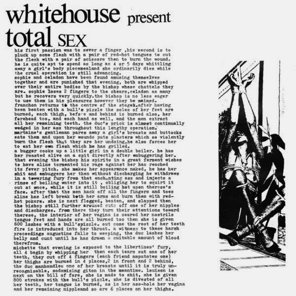 whitehouse - Total Sex