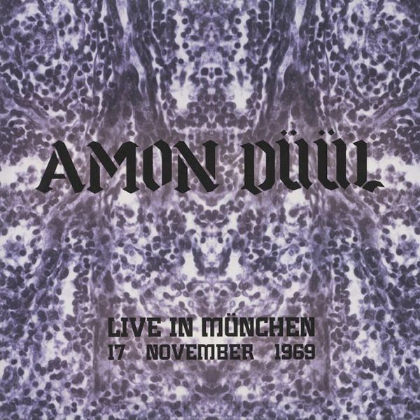 LIVE IN MüNCHEN: 17 NOVEMBER 1969 (LP)