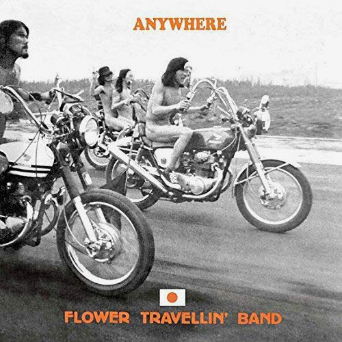 ANYWHERE (COLOUR LP + CD)