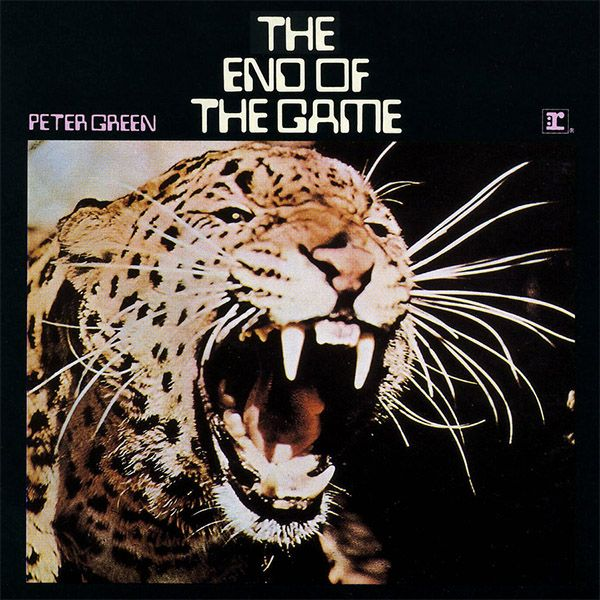 The End of the Game (Colour LP)
