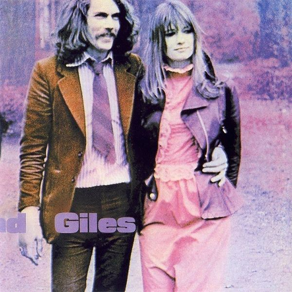 MCDONALD AND GILES (COLOUR LP)