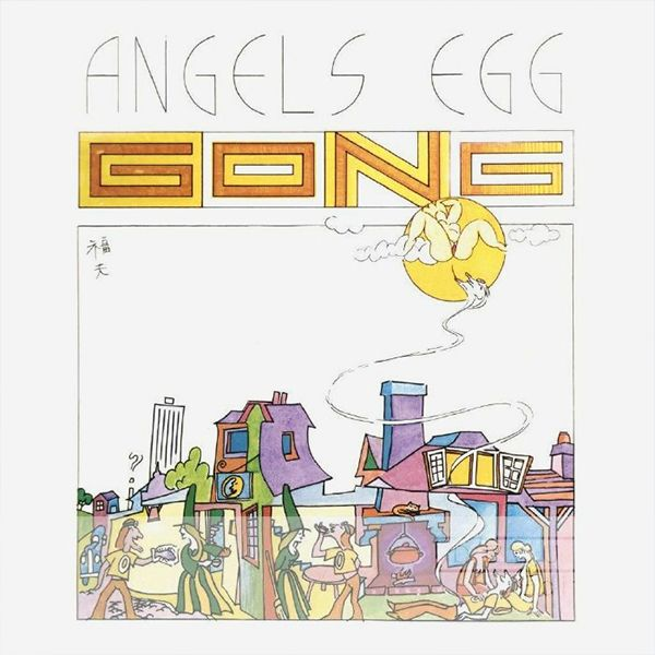 ANGEL'S EGG (RADIO GNOME INVISIBLE PART 2) - DELUXE ED. (2CD)