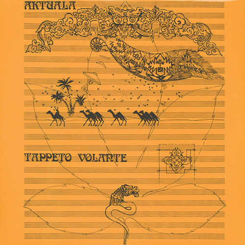 TAPPETO VOLANTE (COLOUR LP)
