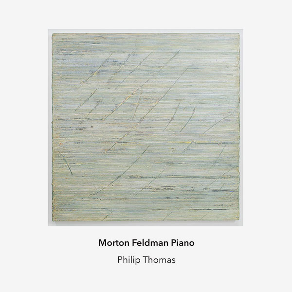 MORTON FELDMAN PIANO (5CD BOX)
