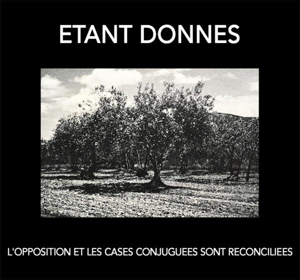 L'OPPOSITION ET LES CASES CONJUGUéES SONT RéCONCILIéES