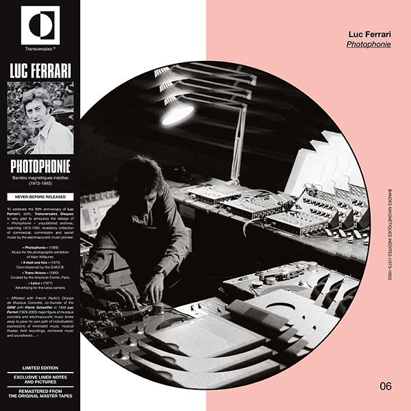 PHOTOPHONIE (LP)
