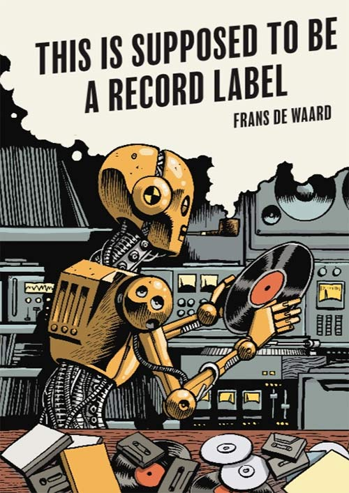 THIS IS SUPPOSED TO BE A RECORD LABEL (BOOK)
