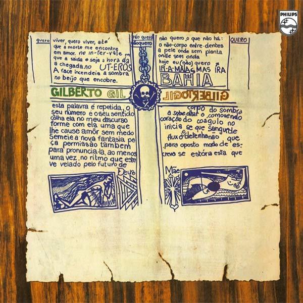 GILBERTO GIL (CéREBRO ELETRôNICO) (LP)