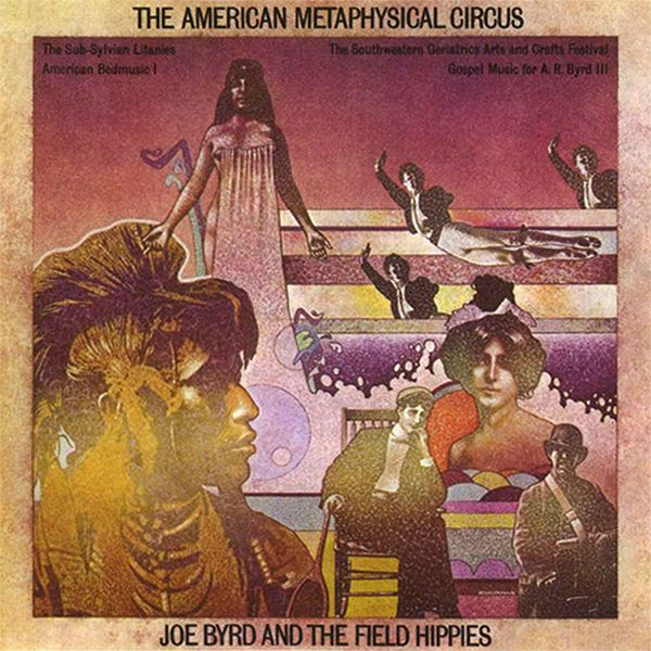 joe byrd and the field hippies - The American Metaphysical Circus (LP)