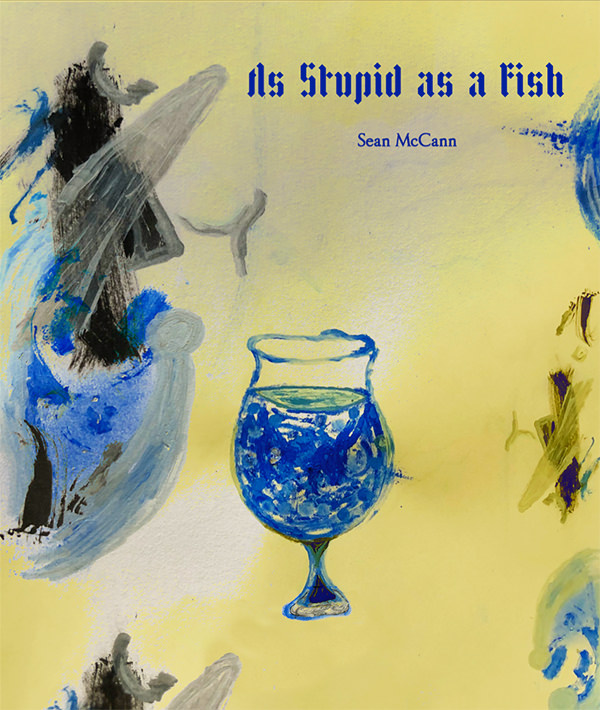 sean mccann - As Stupid As A Fish (Book + Tape)