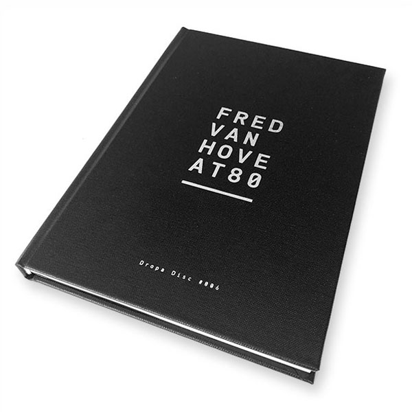 FRED VAN HOVE AT 80 (BOOK + 3CD)