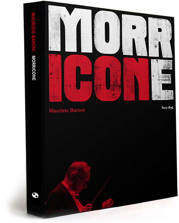 MORRICONE (COMPLETE FILM MUSIC DISCOGRAPHY) - BOOK