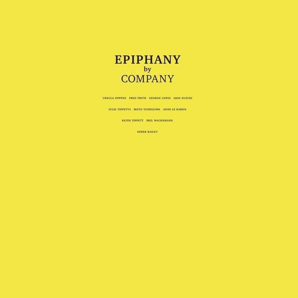 EPIPHANY (2LP)