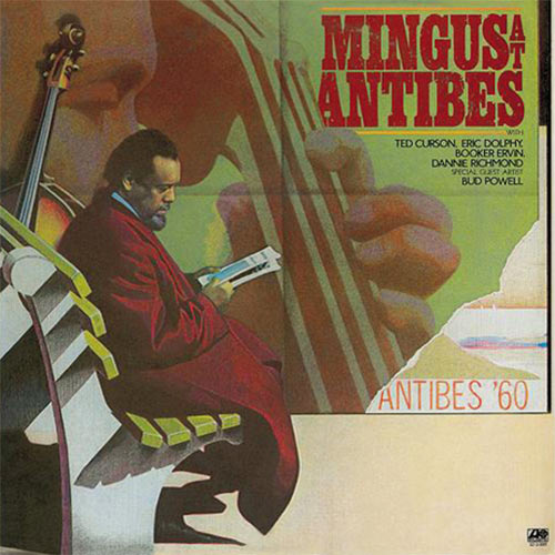MINGUS AT ANTIBES (2LP)