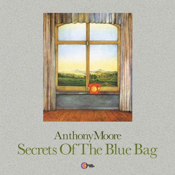 anthony moore - Secrets of the Blue Bag (LP)