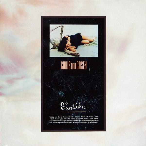 cosey fanni tutti - Exotika (LP)