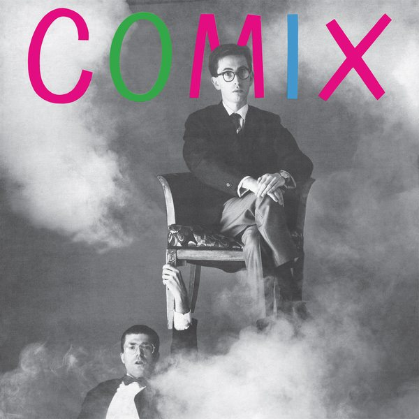 COMIX (LP+CD)
