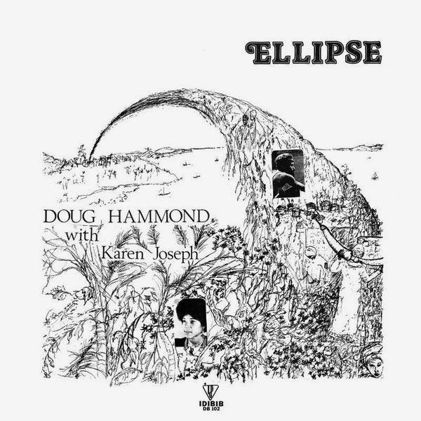 doug hammond - Ellipse (LP)