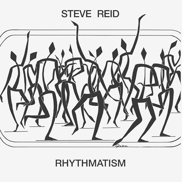 steve reid  - Rhythmatism (Colour LP)